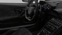 Lamborghini Huracan configurator screenshot