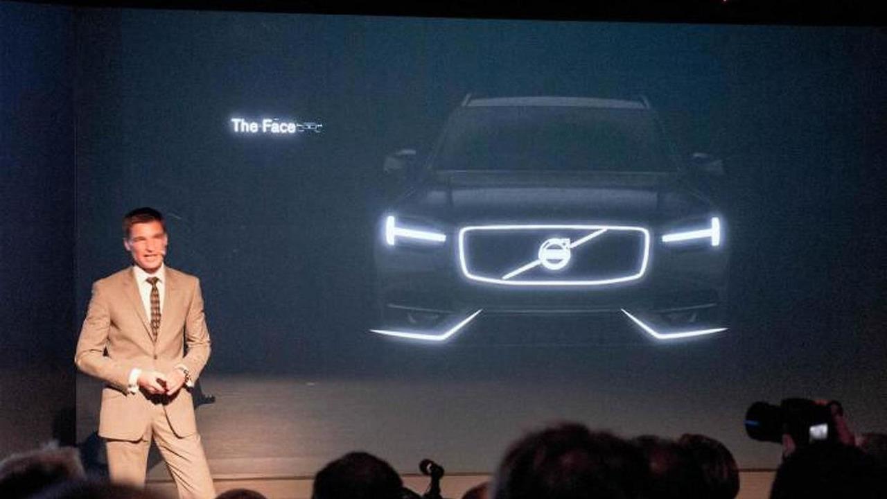 2015 Volvo XC90 teaser photo 29.08.2013
