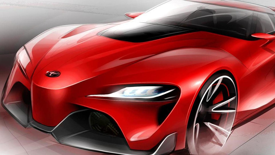 Salon de Tokyo 2017 - La future Toyota Supra sous la forme d'un concept ?