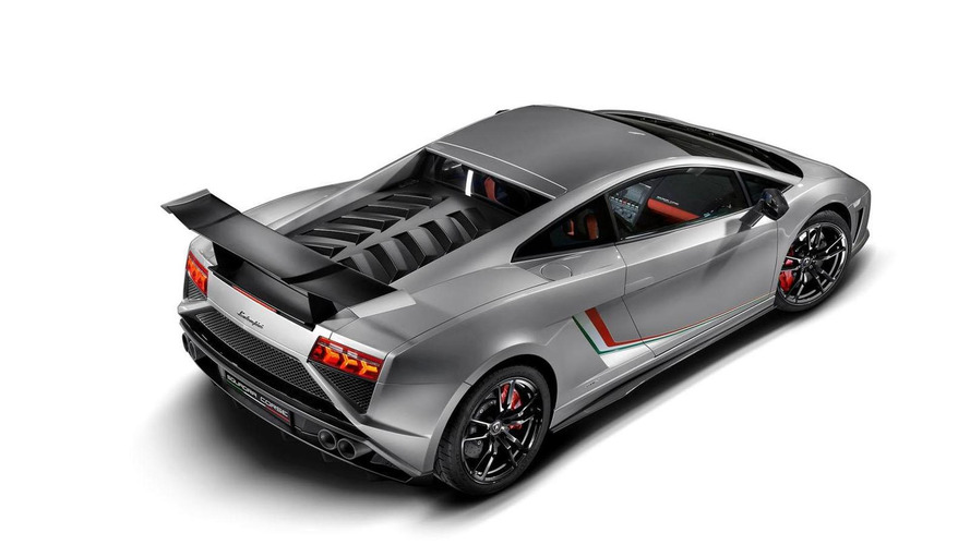 Lamborghini Gallardo LP 570-4 Squadra Corse officially unveiled