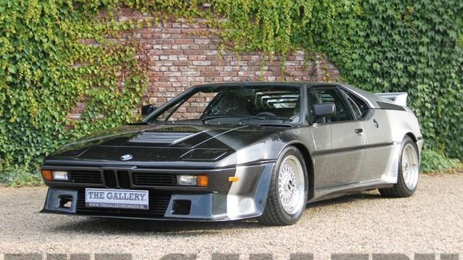 Bmw M1 For Sale >> 1981 Bmw M1 With Ahg Package On Sale For 229 500 Eur