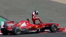 Felipe Massa, German Grand Prix, 07.07.2013