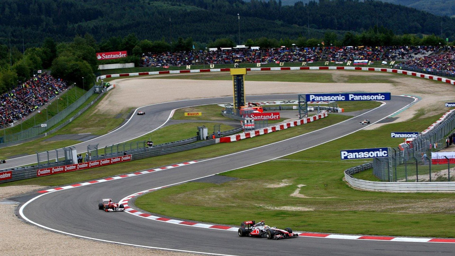 Nurburgring's F1 future after 2013 'open' - report