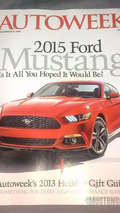 2015 Ford Mustang leaked photo 03.12.2013