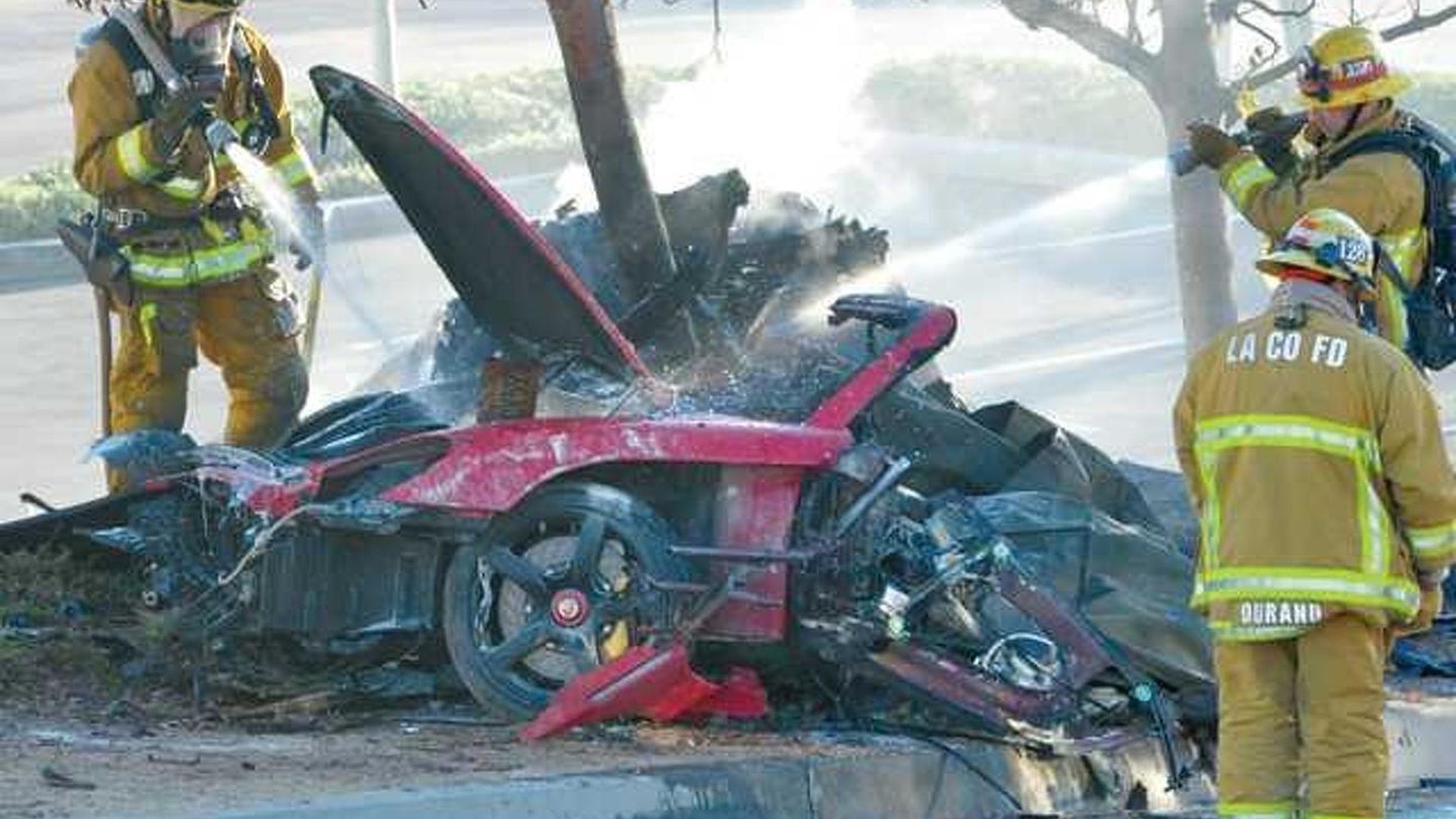 Paul walker dies in porsche carrera gt accident publicscrutiny Images