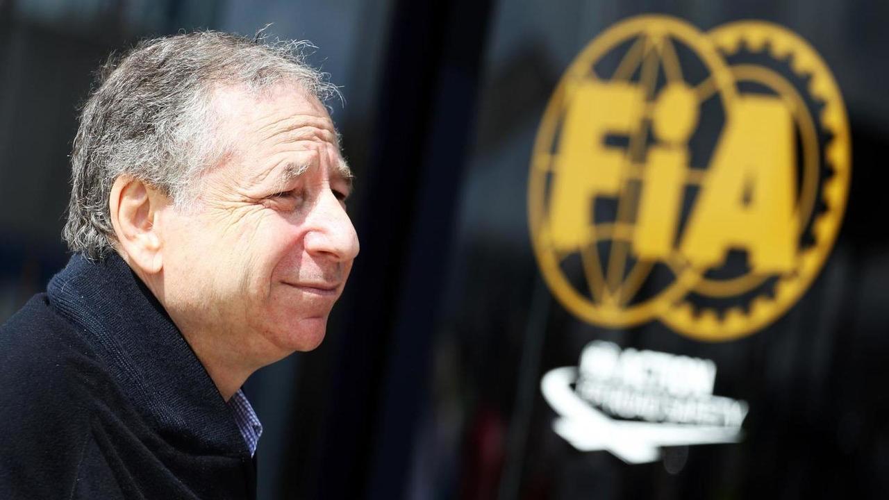 Jean Todt (FRA) FIA President