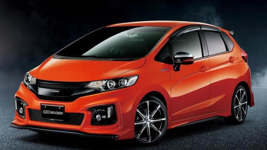 2014 Honda Fit by Mugen 06.09.2013