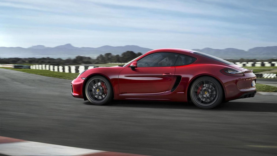 Next generation Porsche Boxster and Cayman confirmed with four-cylinder boxer engine