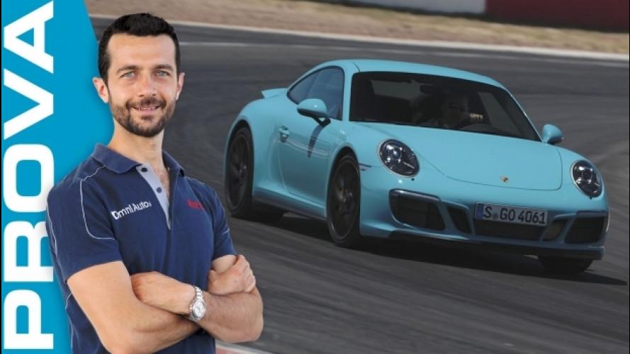 Porsche 911 GTS, emozioni per tutte le occasioni [VIDEO]