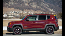 Jeep Renegade St. Moritz Tobogagging Club by Garage Italia Customs