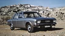 50 évvel ezelőtt - Audi 100