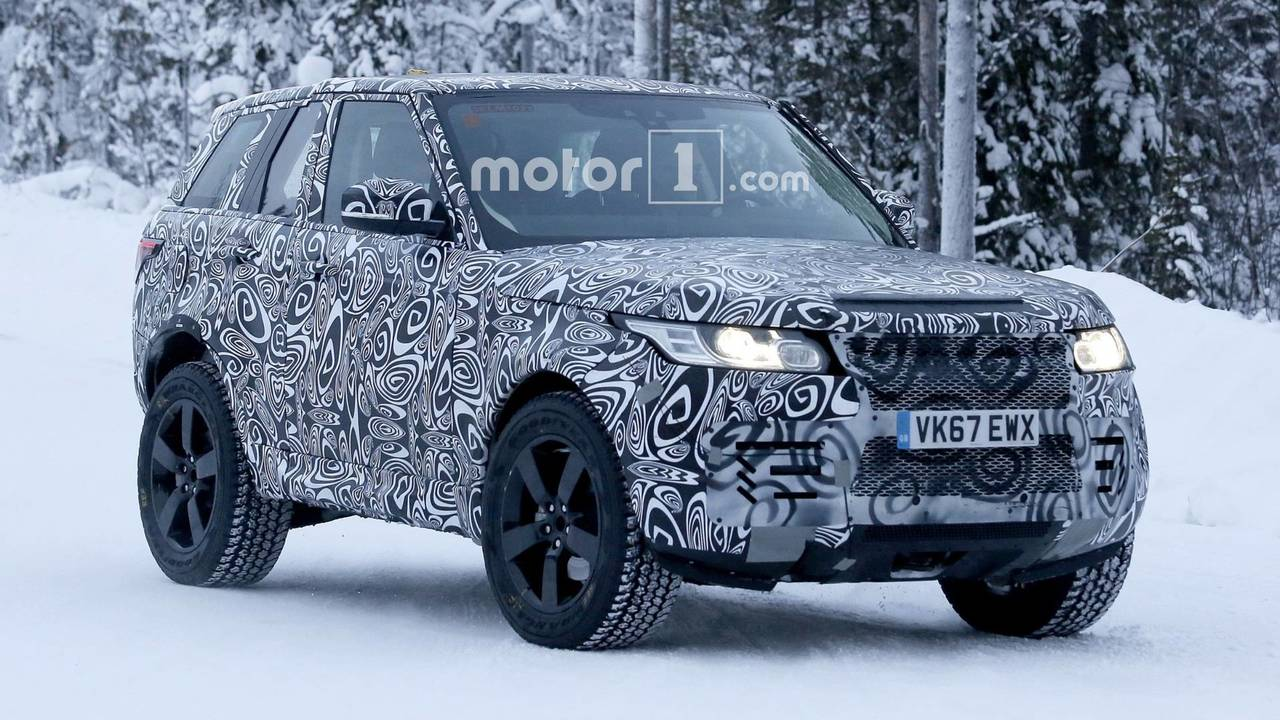 2019 Land Rover Defender Casus Fotoğraflar