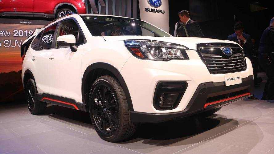 2019 Subaru Forester Boasts More Cargo Room More Efficiency