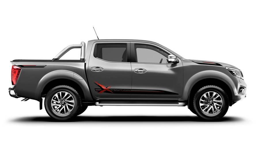 Nissan Navara - Gamme modifiée et série limitée X-Pedition
