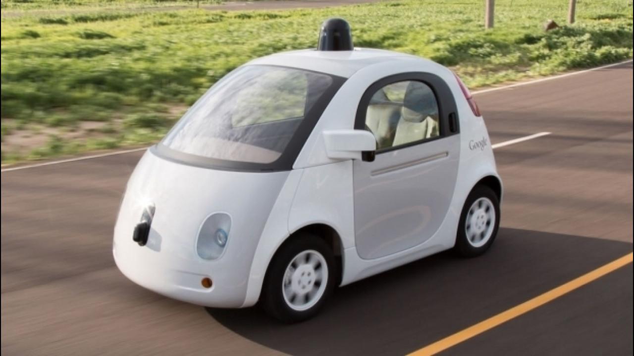 [Copertina] - Google car, le auto che hanno già percorso 3 mln di km da sole