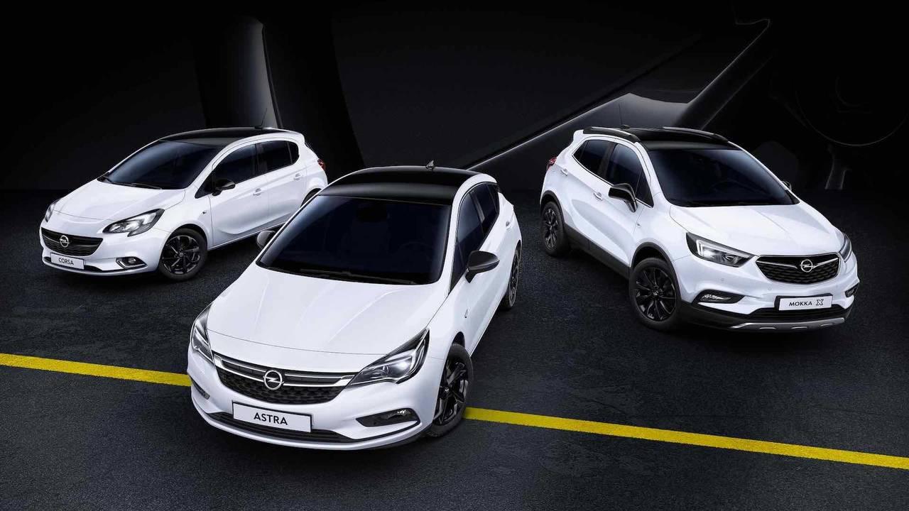 Opel Black Edition 2018