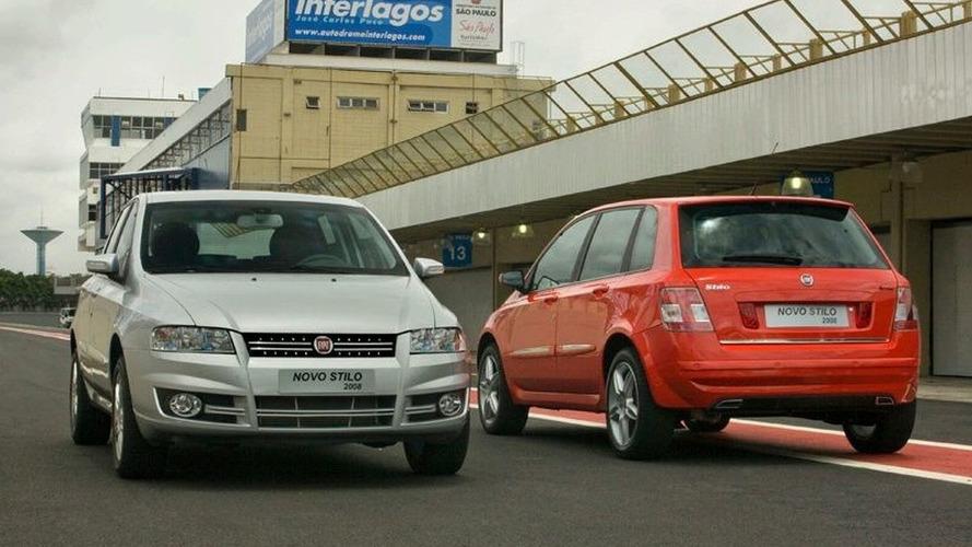 "Fiat Presents ""New"" Stilo in Brazil"