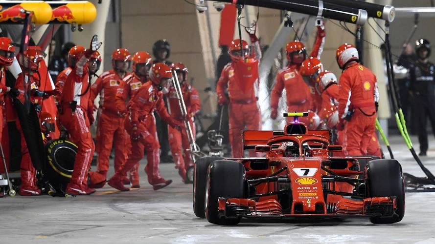 """Le mécanicien de Ferrari """"écrasé"""" par Räikkönen opéré avec succès"""