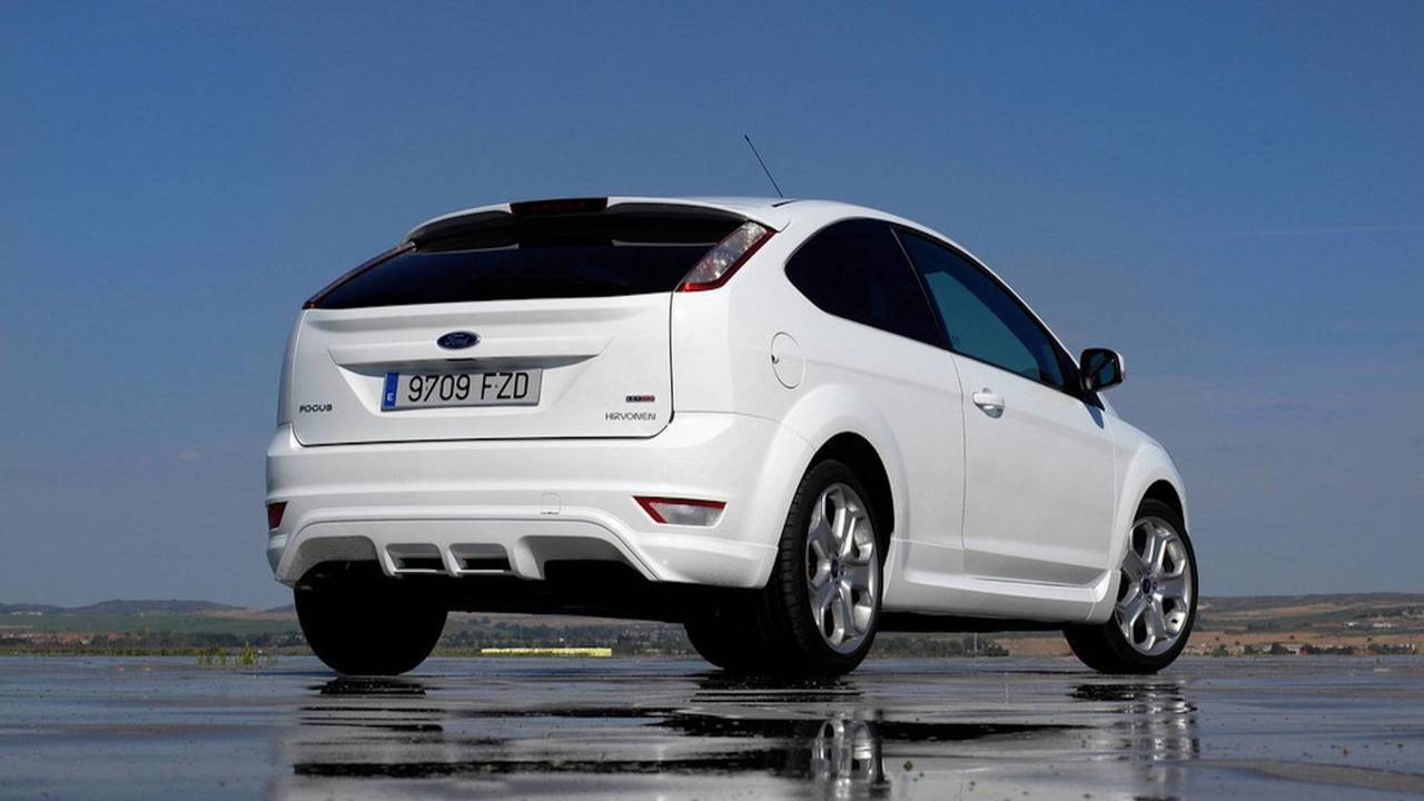 Ford Focus Hirvonen