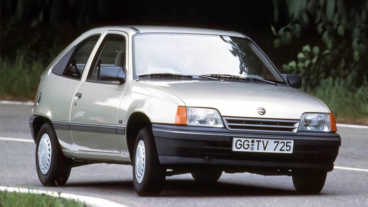 1985: Vauxhall Astra