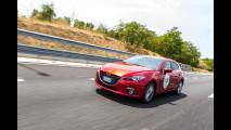 La 24 Ore del GRA con Mazda 3