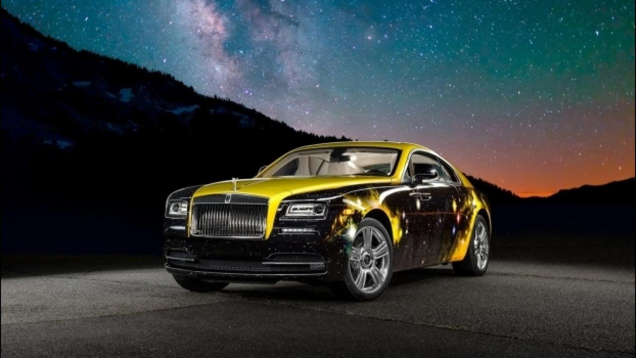 [Copertina] - Rolls-Royce Wraith, la star del football americano l'ha chiesta