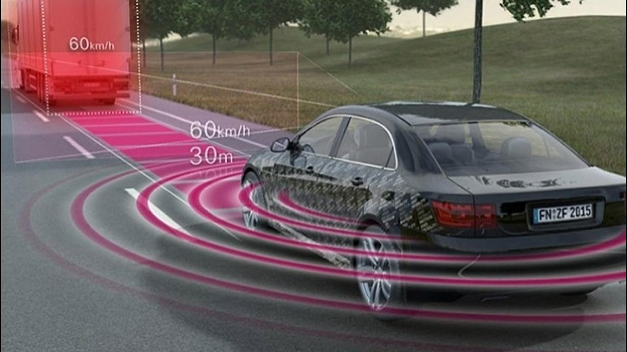 [Copertina] - ZF investe 2,9 mln di euro nella guida autonoma