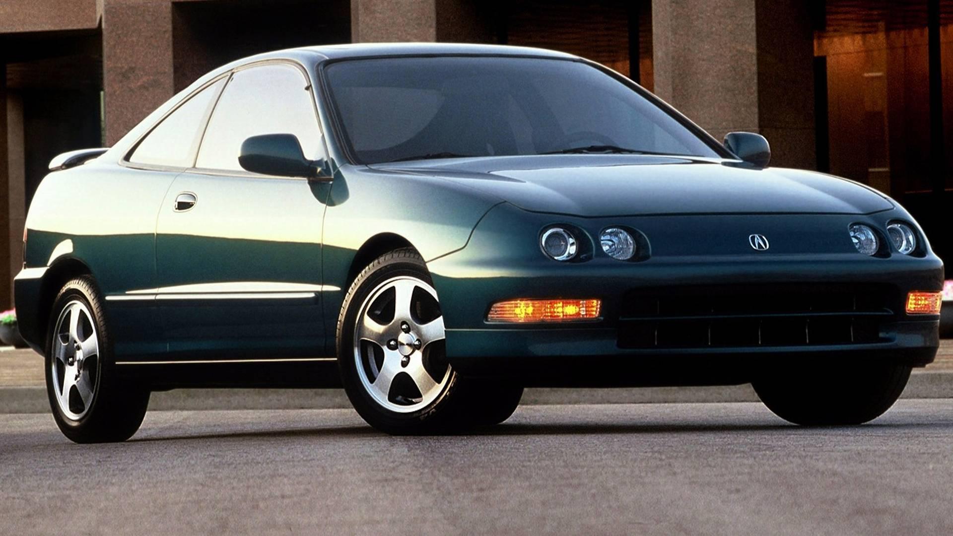Это возрожденное купе Acura Integra или действительно хорошая подделка?