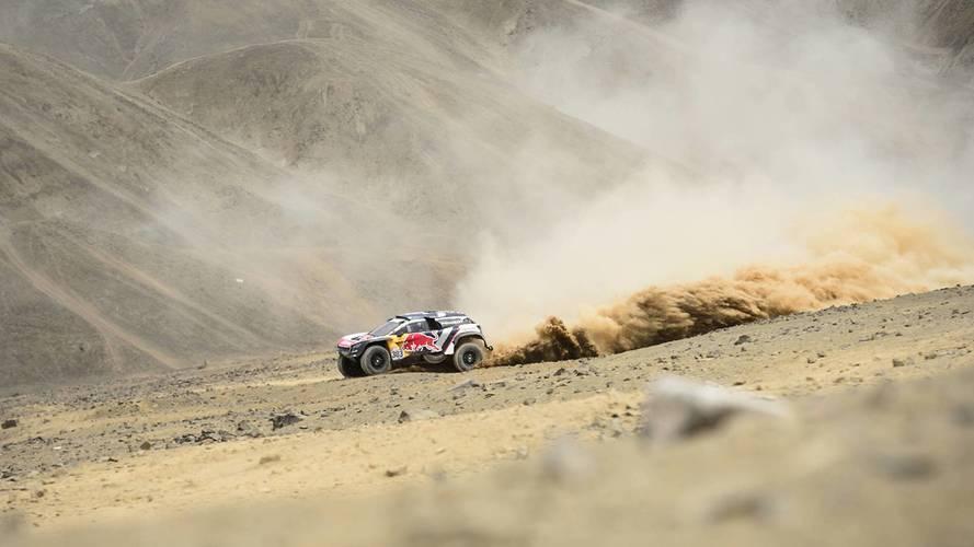 Dakar 2018: etapa 1