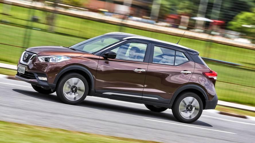 Nissan Kicks completa 1 ano de produção nacional com 45 mil unidades fabricadas