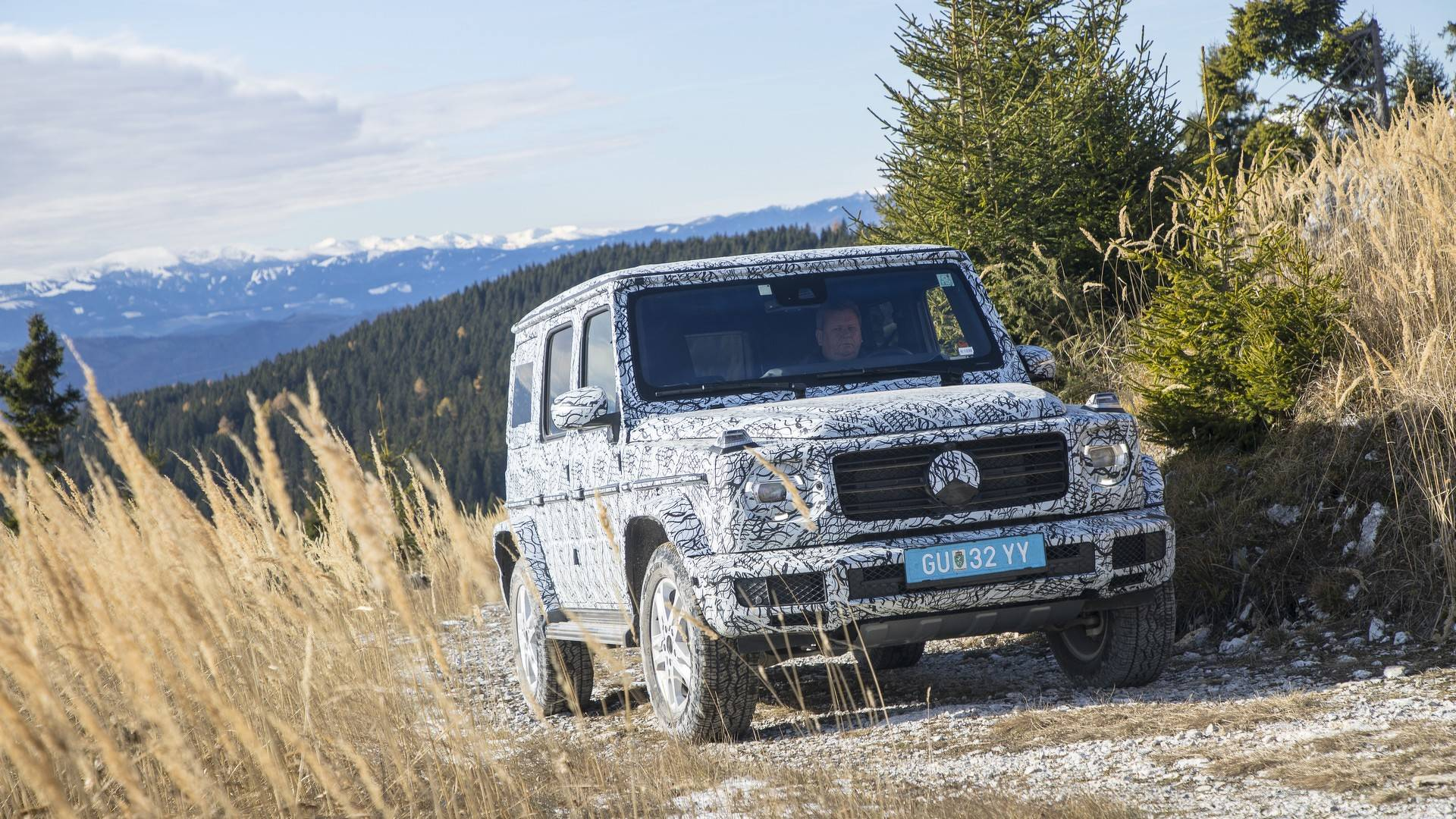 Mercedes G-Class Getting 9-Speed Auto Gearbox And AMG Suspension