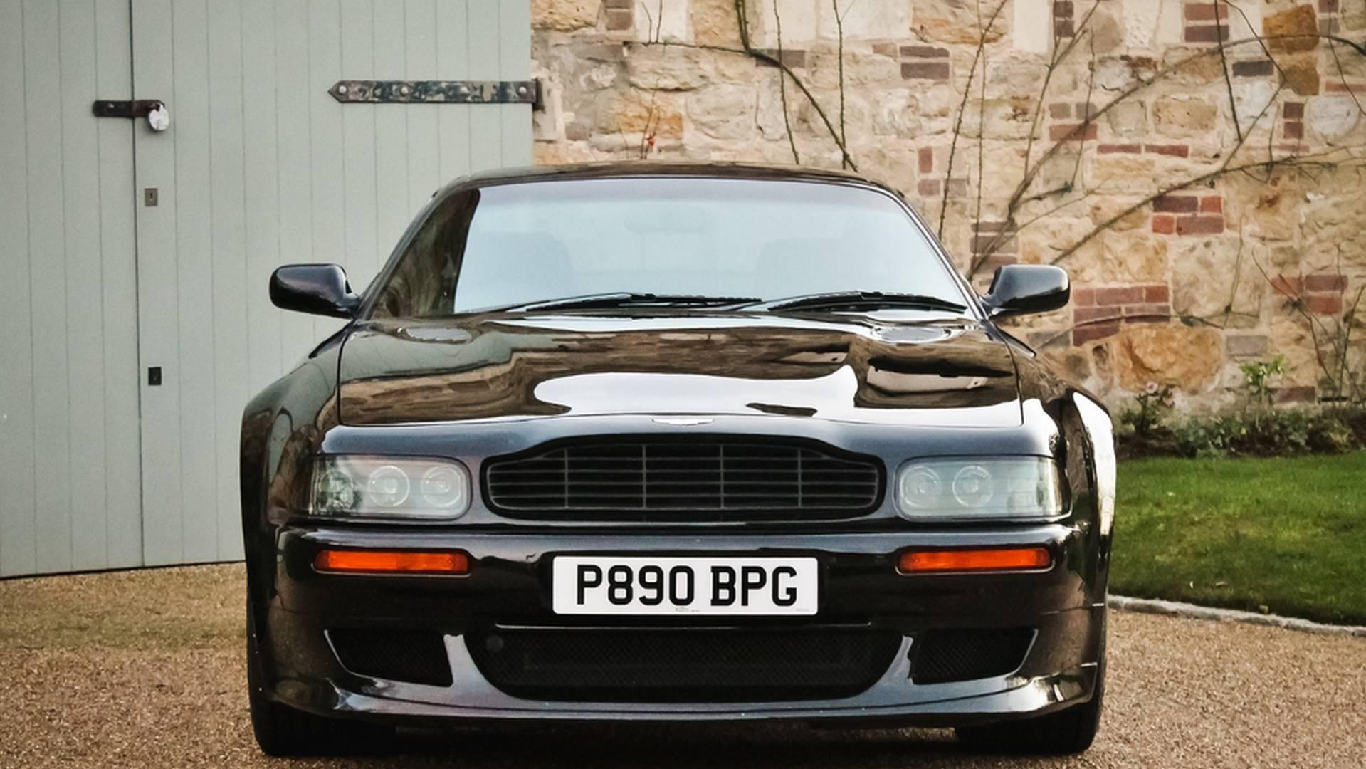 1997 Aston Martin V8 Vantage V550 2874861