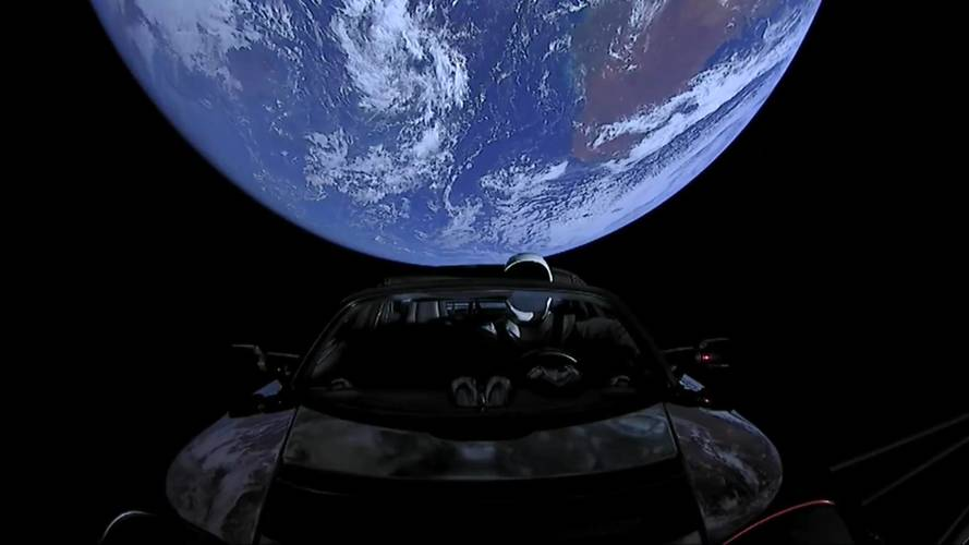 Automakers In Space