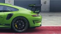 Porsche 911 GT3 RS, le foto rubate
