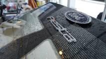 Ford lava il parabrezza riciclando l'acqua piovana