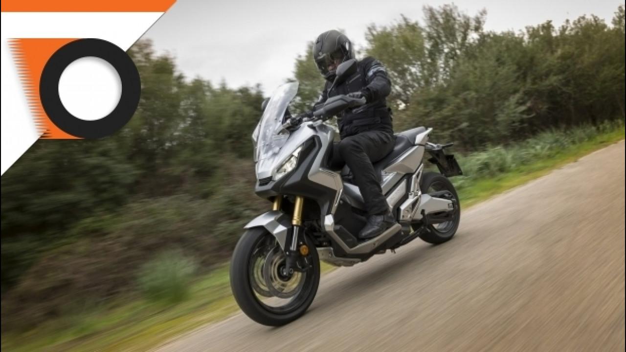 [Copertina] - Honda X-ADV, il SUV a due ruote