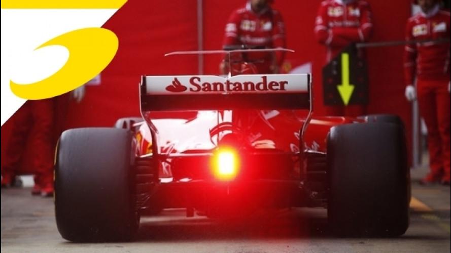 Formula 1, Ferrari: in arrivo anche l'iniettore a