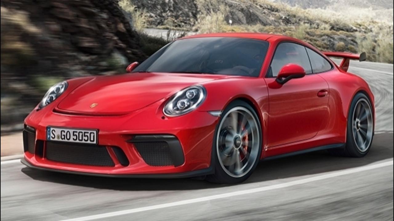 [Copertina] - Nuova Porsche 911 GT3, cambio manuale per sognare [VIDEO]