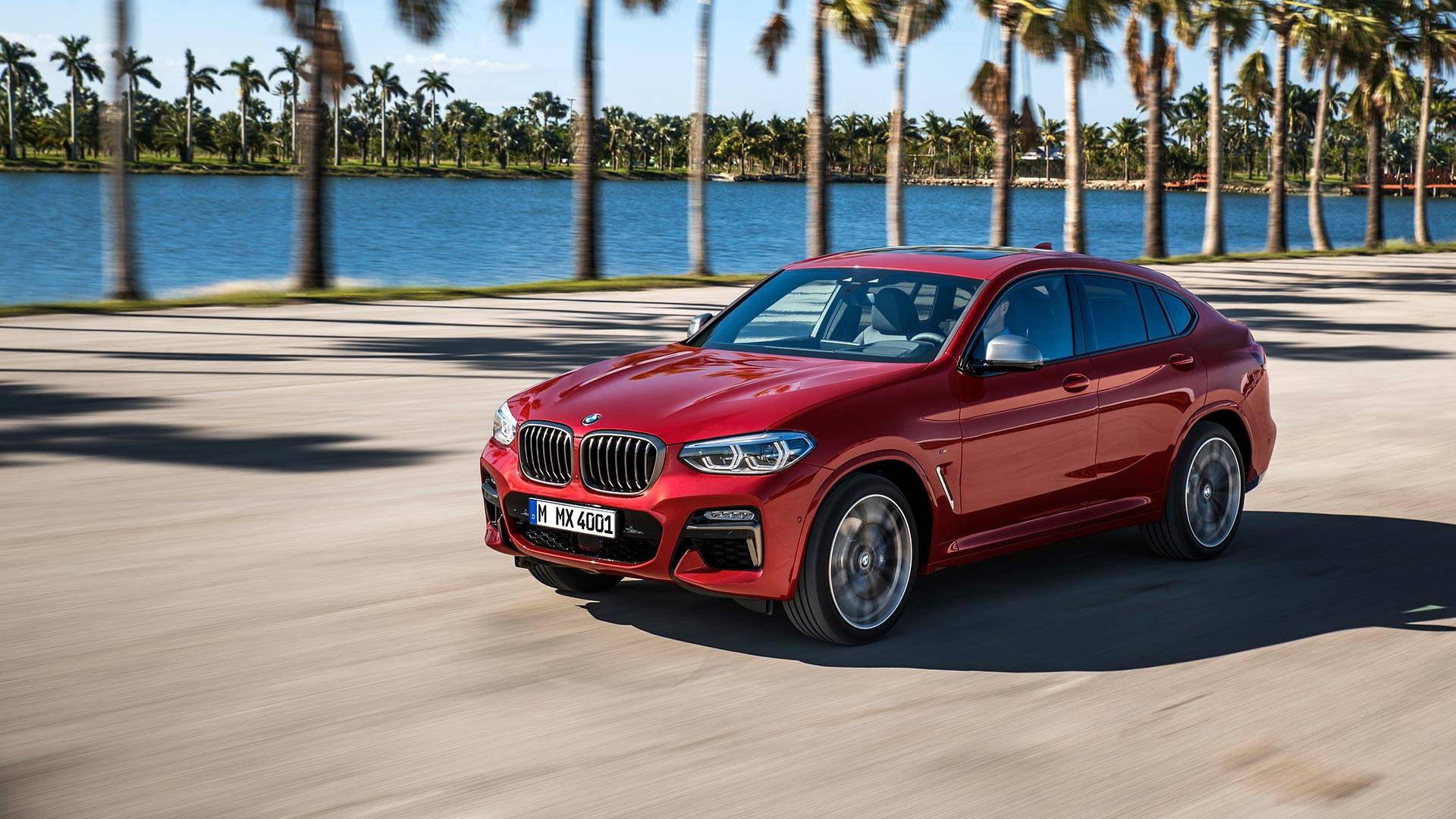 2019 BMW X4 Grows Up And Adds Tech For Latest Generation