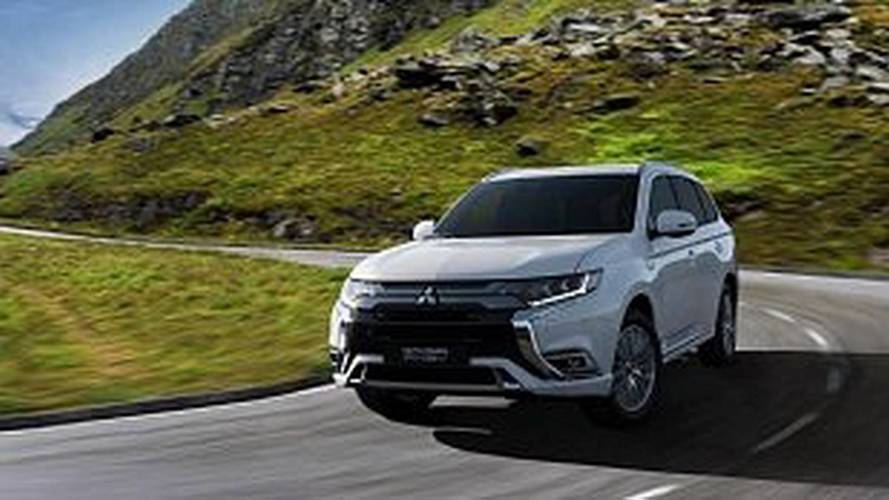 Mitsubishi Outlander PHEV is still Britain's most popular plug-in