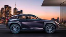 Neues SUV: Der Lexus UX kommt