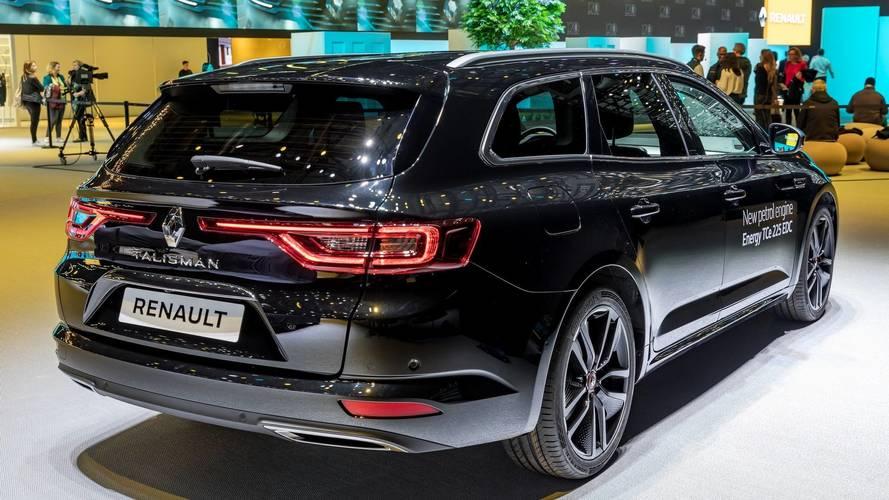 Renault Talisman S-Edition 2018