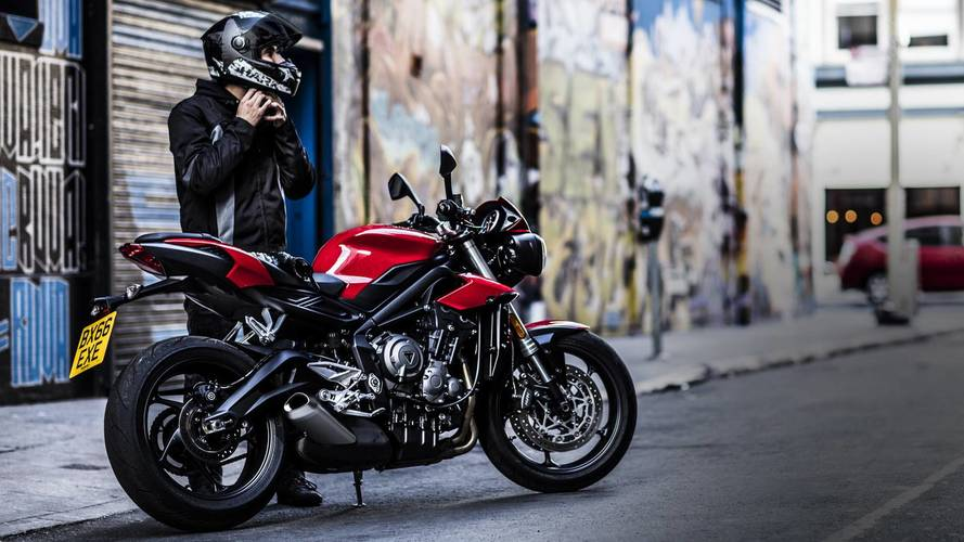 Triumph España organiza sus Open Days & Black Weekend