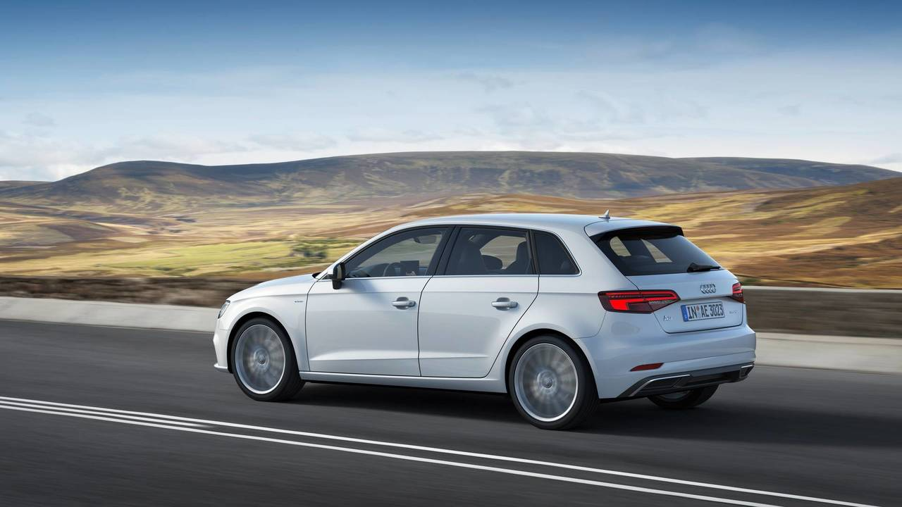 15. Luxury Electric/Plug-In Hybrid: Audi A3 e-tron.