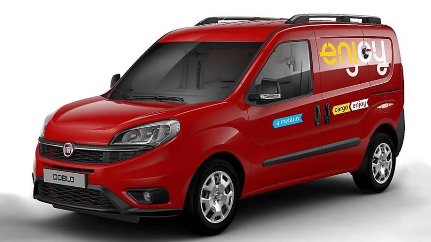 Enjoy, al via il servizio di van sharing