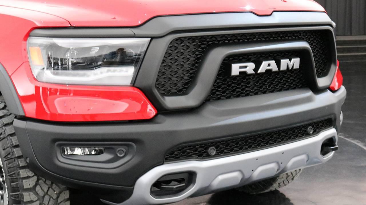 Ram 1500 Rebel 2019