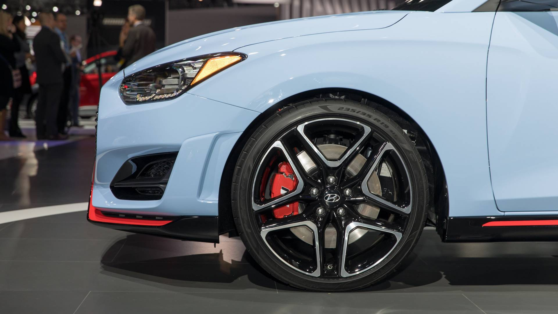 Hyundai Veloster N Forum - View Single Post - Will my wheels fit?