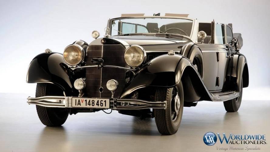 """La """"Super Mercedes"""" d'Hitler à vendre"""
