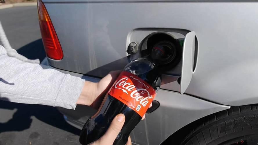 Otomobilinizin deposuna kola doldurursanız ne olur?