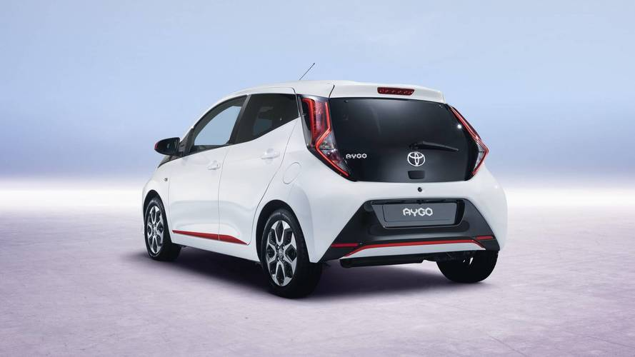 2018 Toyota Aygo makyaj